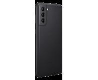 Samsung Leather Cover do Galaxy S21+ Black - 617445 - zdjęcie 3