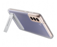 Samsung Clear Standing Cover do Galaxy S21+ - 617455 - zdjęcie 4