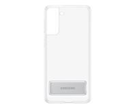Samsung Clear Standing Cover do Galaxy S21+ - 617455 - zdjęcie 1