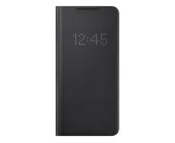 Samsung LED View Cover do Galaxy S21+ Black - 617428 - zdjęcie 1