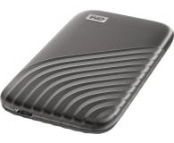 WD My Passport SSD 1TB USB-C Szary - 602784 - zdjęcie 4