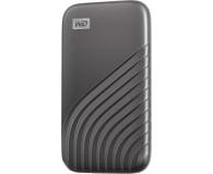WD My Passport SSD 1TB USB-C Szary - 602784 - zdjęcie 2