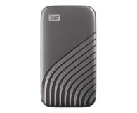 WD My Passport SSD 1TB USB-C Szary - 602784 - zdjęcie 1