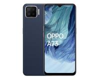 OPPO A73 4/128GB AMOLED NFC Granatowy+A15 2/32GB Czarny - 652145 - zdjęcie 2