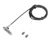Targus Defcon 3in1 Universal Resettable Combo Cable Lock - 624814 - zdjęcie 1