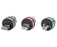 Targus Defcon 3in1 Resettable Coiled Combination Lock - 624818 - zdjęcie 3