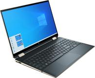 HP Spectre 15 x360 i7-1165G7/16GB/1TB/Win10 Blue - 640055 - zdjęcie 3