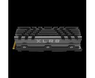 PNY 2TB M.2 PCIe Gen4 NVMe XLR8 CS3140 Heatsink - 635780 - zdjęcie 4