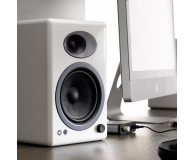 Audioengine A5+ Białe para - 634327 - zdjęcie 4