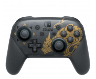 Nintendo Switch Pro Controller - Monster Hunter Rise - 639517 - zdjęcie 1