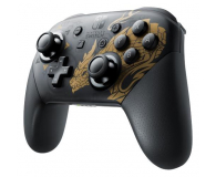 Nintendo Switch Pro Controller - Monster Hunter Rise - 639517 - zdjęcie 2