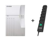 Ever UPS ECO PRO 700 AVR CDS + Optima - 6 gniazd, 3m - 633679 - zdjęcie 1
