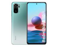 Xiaomi Redmi Note 10 4/64GB Lake Green  - 639881 - zdjęcie 1