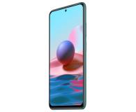 Xiaomi Redmi Note 10 4/64GB Lake Green  - 639881 - zdjęcie 3