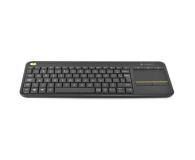 Logitech Wireless Touch K400 Plus czarna - 249334 - zdjęcie 2