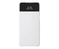 Samsung S View Wallet Cover do Galaxy A72 biały - 637673 - zdjęcie 1