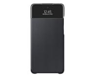 Samsung S View Wallet Cover do Galaxy A72 czarny - 637672 - zdjęcie 1