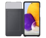 Samsung S View Wallet Cover do Galaxy A72 czarny - 637672 - zdjęcie 3