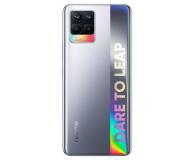realme 8 6+128GB Cyber Silver - 639778 - zdjęcie 5