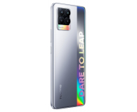 realme 8 6+128GB Cyber Silver - 639778 - zdjęcie 7