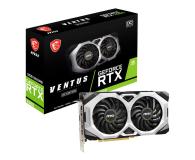 MSI GeForce RTX 2060 VENTUS GP OC 6GB GDDR6 - 619994 - zdjęcie 1