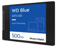 """WD 500GB 2,5"""" SATA SSD Blue - 380308 - zdjęcie 2"""