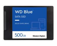 """WD 500GB 2,5"""" SATA SSD Blue - 380308 - zdjęcie 1"""