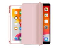 Tech-Protect SmartCase Pen do iPad (9./8./7. gen) pink - 639141 - zdjęcie 1