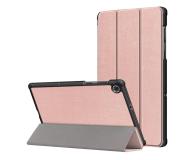 Tech-Protect SmartCase do Lenovo Tab M10 Plus rose gold - 638709 - zdjęcie 1