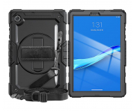 Tech-Protect Solid360 do Lenovo Tab M10 Plus black - 638711 - zdjęcie 1