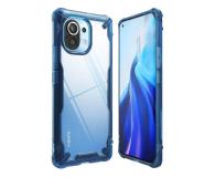 Ringke Fusion X do Xiaomi Mi 11 niebieski - 635569 - zdjęcie 1
