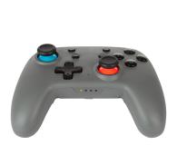 PowerA SWITCH Pad NANO bezprzew. Grey Neon Blue/Red - 635887 - zdjęcie 1