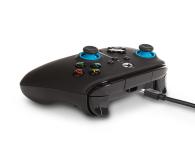 PowerA XS Pad przewodowy Enhanced Blue Hint - 635890 - zdjęcie 6