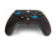 PowerA XS Pad przewodowy Enhanced Blue Hint - 635890 - zdjęcie 4