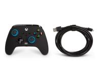 PowerA XS Pad przewodowy Enhanced Blue Hint - 635890 - zdjęcie 8