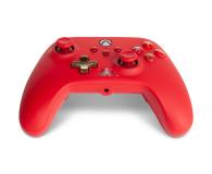 PowerA XS Pad przewodowy Enhanced Czerwony - 635891 - zdjęcie 4