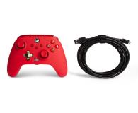 PowerA XS Pad przewodowy Enhanced Czerwony - 635891 - zdjęcie 9