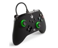 PowerA XS Pad przewodowy Enhanced Green Hint - 635893 - zdjęcie 3