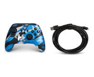 PowerA XS Pad przewodowy Enhanced Metallic Blue Camo - 635895 - zdjęcie 8