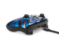 PowerA XS Pad przewodowy Enhanced Metallic Blue Camo - 635895 - zdjęcie 5