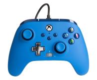 PowerA XS Pad przewodowy Enhanced Niebieski - 635899 - zdjęcie 1