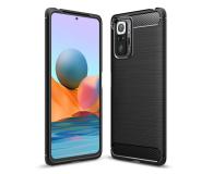 Tech-Protect TPUcarbon do Xiaomi Redmi Note 10 Pro czarny - 642674 - zdjęcie 1