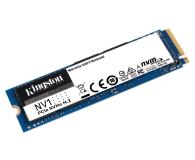 Kingston 1TB M.2 PCIe NVMe NV1 - 646480 - zdjęcie 2