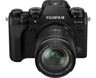Fujifilm X-T4 + 18-55mm czarny - 636599 - zdjęcie 2