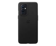 OnePlus Sandstone Bumper Case do OnePlus 9 czarny - 646319 - zdjęcie 1