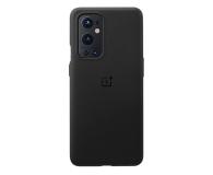 OnePlus Sandstone Bumper Case do OnePlus 9 Pro czarny - 646312 - zdjęcie 1