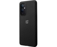 OnePlus Karbon Bumper Case do OnePlus 9 czarny - 646308 - zdjęcie 2