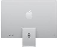 Apple iMac 24 M1/8GB/512/MacOS Retina 4,5K Silver - 648873 - zdjęcie 3