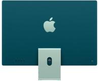 Apple iMac 24 M1/8GB/512/MacOS Retina 4,5K Green - 648875 - zdjęcie 3