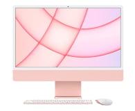 Apple iMac 24 M1/8GB/512/MacOS Retina 4,5K Pink - 648878 - zdjęcie 1